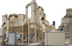 China Micro Powder Grinding Mill