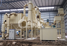 The Stone Grinding Mill Machine