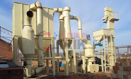 Graphite Grinding Mill