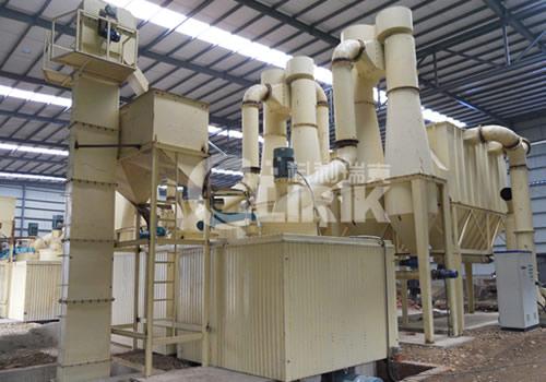 Gravel ultrafine powder grinding mill