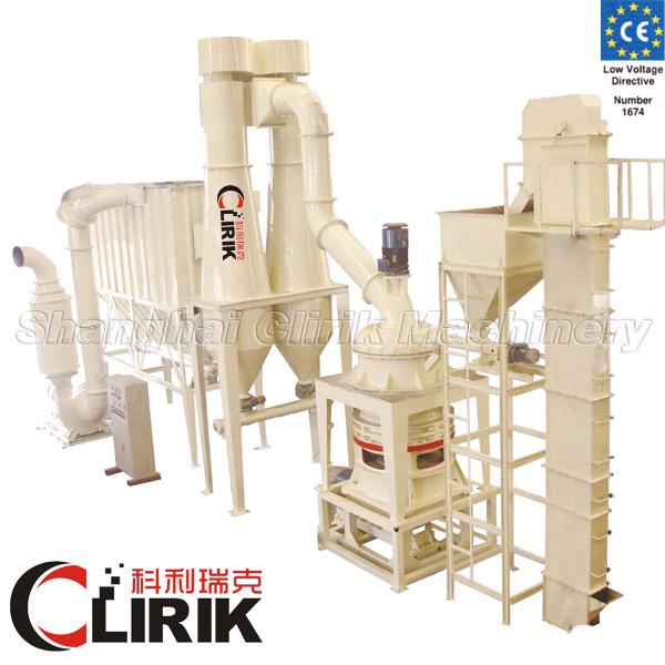 Rectorite grinding mill