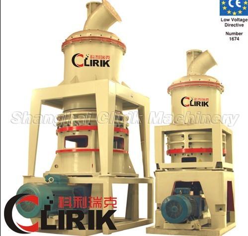 Industrial minerals grinding machine
