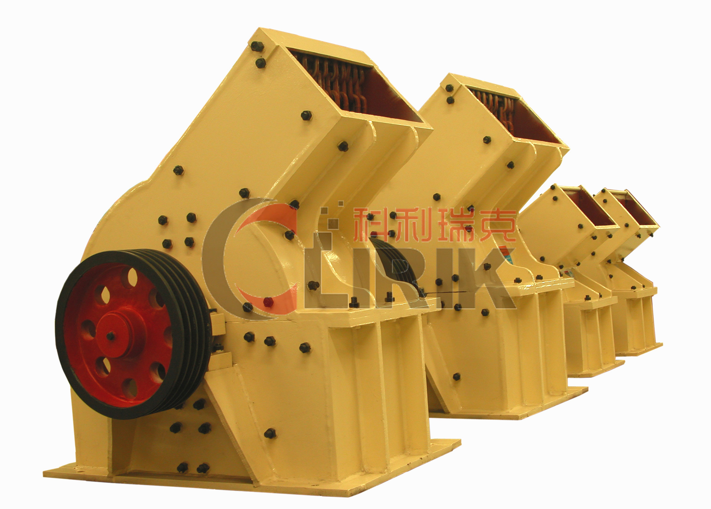 crusher for mineral ores