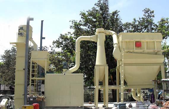 Petroleum Coke Grinding Mill