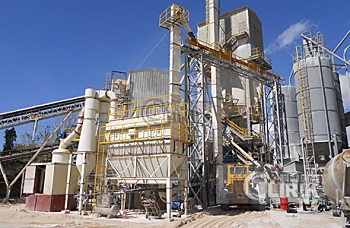 Barite Grinding Mill