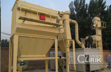 GGBS Grinding Mill