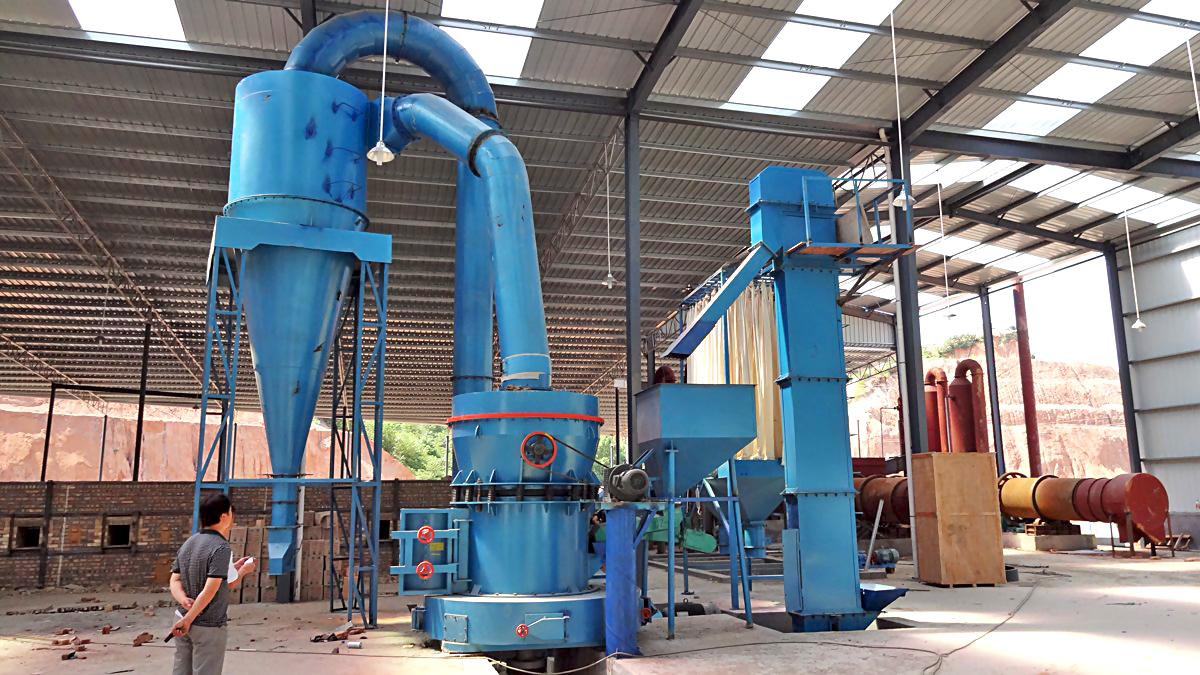 bauxite grinding mill