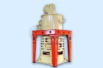 Carbonization of coal grinding machine