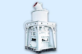 Calcined calcium carbonate grinding machine