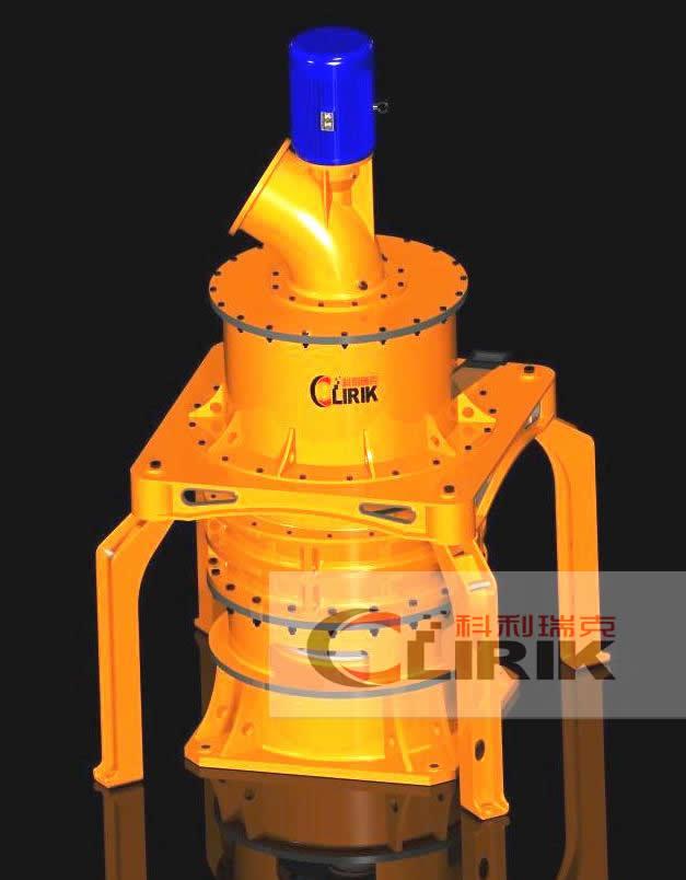 Potassium ore/Polyhalite micro powder grinding mill
