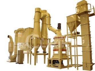 Kyanite processing grinding mill