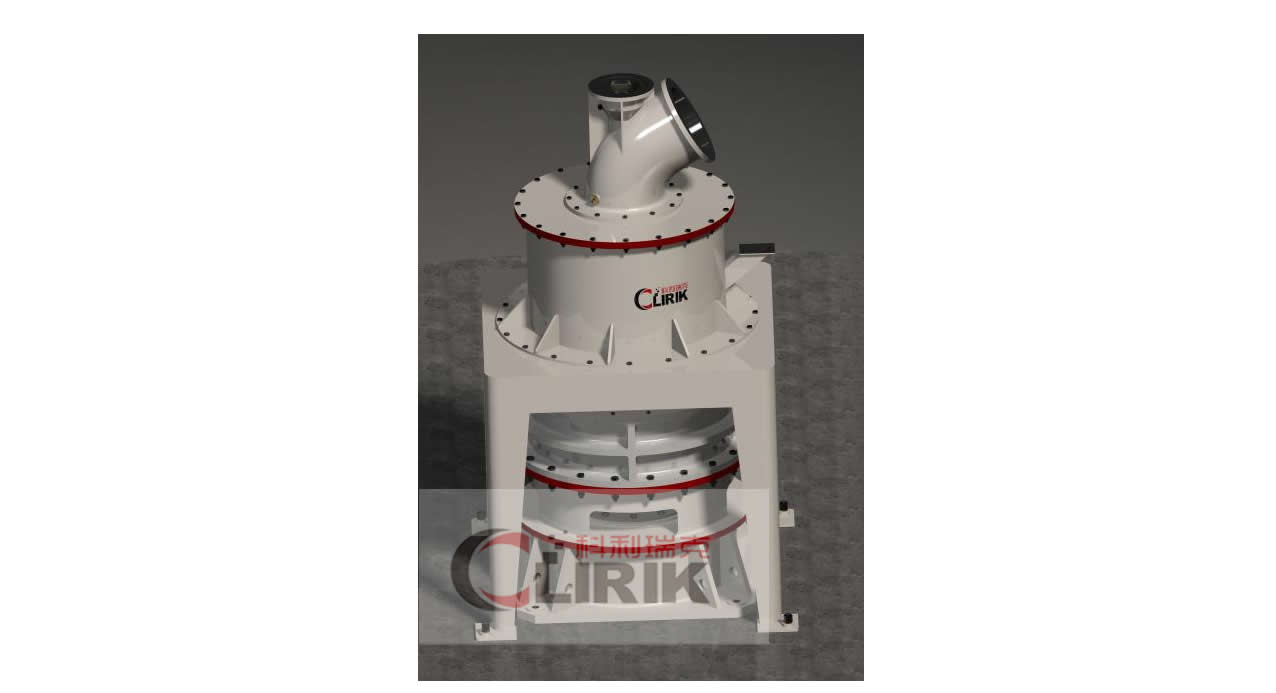 Precipitated silica grinding mill