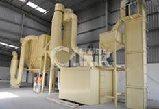 Attapulgite ultrafine grinding mill
