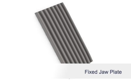 Fixed Jaw Plate