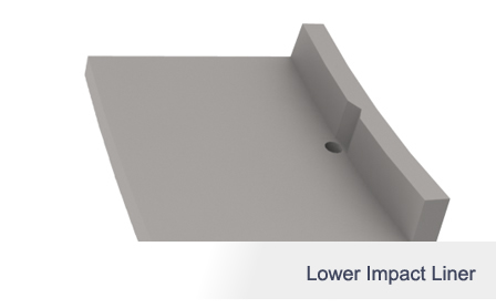 Lower Impact Liner
