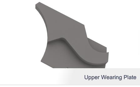Upper Wearing Plate