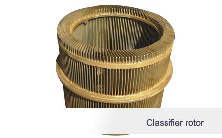 Classifier rotor
