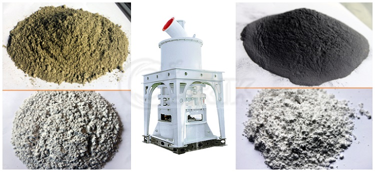 ultrafine powder grinding mill
